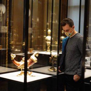 Mal auf andere Gedanken kommen. #kunsthistorischesmuseum Kunsthistorisches Museum Vienna