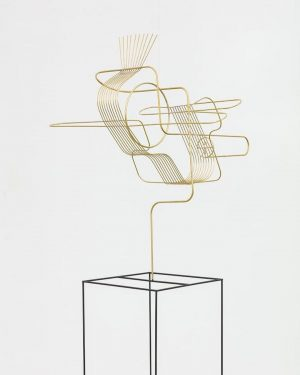 Congratulations, CONSTANTIN LUSER on receiving the Chobot Sculpture Award 2020! In granting the award, the jury stated:...