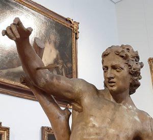 #baroque #gardenpalace #museum #sculpture #sebastian #fotobojanschnabl #vienna #dunaj Belvedere Museum