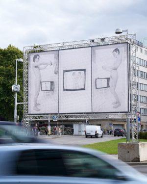 Only until Saturday – Margot Pilz' work