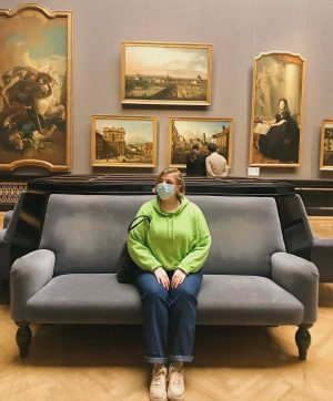 Art is contagious. Be careful. Kunsthistorisches Museum Vienna