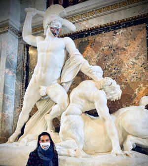 Kunst Historische Museum Vienna 🇦🇹❤️ the most beautiful place ever ❤️ 🇦🇹 #juanitasnaehbox #atelierfeenzauber #loveyourself #handmade #stoffland...