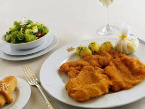 Enjoy the best Wiener Schnitzel in town at legendary Café Imperial Wien. We ...