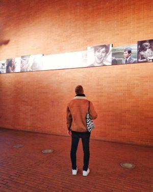 • Kunsthalle Wien • #mq #kunsthallewien #exhibition #zelimirzilnik #shadowcitizens #museumsquartier #wien #vienna #artinvienna #instagood #igersvienna #igersaustria #amateurfilm...
