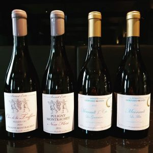 We thought, it's time to let these beauties breathe some air today. @benoitente #domainebernardbonin #teamkonstantinfilippou #restaurantkonstantinfilippou Restaurant...