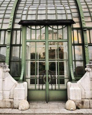 erinnerungen ans wochenende. Schmetterlinghaus Hofburg