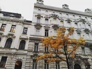 Vienna, Austria 20201029