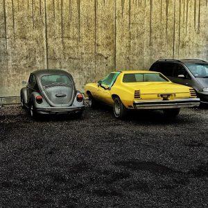 Rainy friday 🌧 #rainyday #friday #weekend #classiccars #photography #beetle #kaefer #volkswagen #vwbeetle #instashot #grey #picoftheday