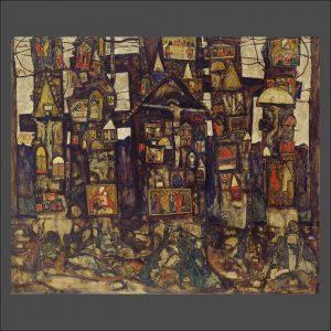🇦🇹 Als Einstimmung auf Halloween wollen wir euch heute ein Gemälde von Egon Schiele vorstellen, das aktuell...