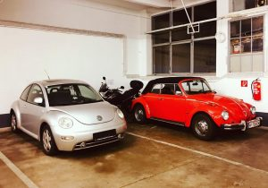 Today in great company! #lovemybeetle