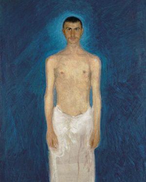 Tudo estava indo bem enquanto Richard Gerstl, um pintor memorável do expressionismo austríaco, ...