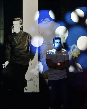 missing spotlight ☄️🕺✨ #dj#music#djlife#edm#daveinfusion#producer#house#dance mumok - Museum moderner Kunst Wien