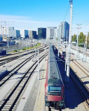 #wienhbf #wienhauptbahnhof #oebb #railjet #railjetexpress #wienhbfostseite #oesterreichischebundesbahn #österreichischebundesbahnen