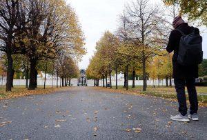 Ποιος ξέρει τι βλακεία.. Belvedere Gardens, Vienna