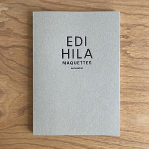 Edi Hila, Maquettes, 2020 Available #edihila#artistsbook#secession#bookstagram#independentbookseller#christophedaviethery#bookadvsiser « An artists book, as it is ...