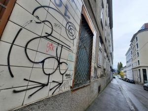 location: eisvogelgasse, 1060 special thanks to @graffotograph #kiwi #graffiti #vienna #streetart #viennastreetart