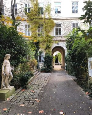 #melkerhof #durchgang #🍂 #achterbezirk #josefstadt