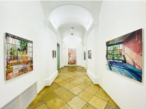 #EXHIBITION DÉNESH GHYCZY The Open Window on view until November 26th, 2020 @suppanfinearts to view more works...