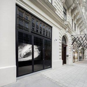 Robert Longo, Ohne Titel (Hellion), 2011: Im Schauraum Berggasse 19 ist seit unserer Neueröffnung eine Installation des...
