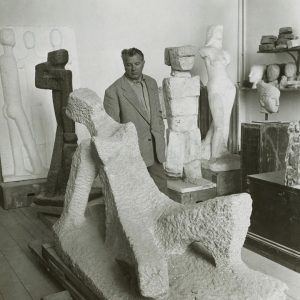 #FritzWotruba - Fritz Wotruba (1907-1975) is one of the most important European sculptors of classical modernism. His...