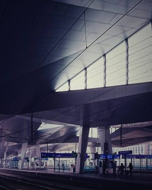 Wiener Hauptbahnhof #architecture #architektur #wien #österreich #vienna #austria #igersvienna #wienstagram #oesterreichbild_azw #nurderschönheitwegen #vienna_austria ...