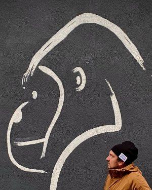 Bei uns liefert der Scheffe noch persönlich. 😆 Fesche Beanies für die fesche Crew der @gorillakitchenvienna. Holt...