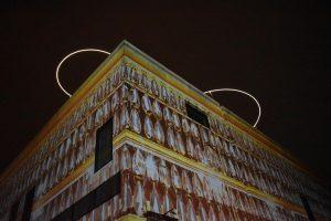 leuchten der bilder Leopold Museum