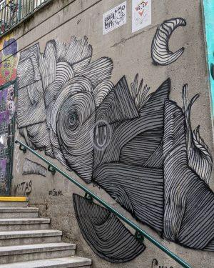 Artist @sskirl,Vienna, Austria (photo September 2020) . . . . . . . ...