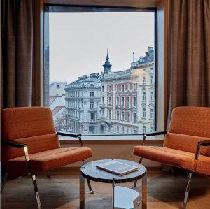 Zwischen Wien und Triest - langjährige Geschichte & einzigartiges Design vereint ❤️  🔹 2 Nächte im...