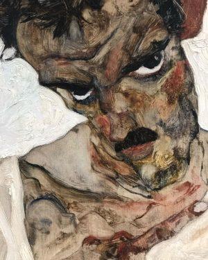 Niedziela dniem sprawdzania filtrów na insta 😂 #egonschiele #selfportrait #malarstwo #art #artist Leopold ...