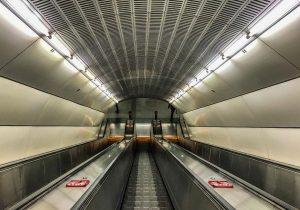U-Bahn Station Taborstraße #vienna #wien #österreich #austria #viennaisdifferent #wienistanders #meinwien #viennaisdifferent #wienmeinestadt #viennaNow ...