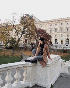 Vienna 🖤 Mittlerweile lebe ich länger meiner Lieblingsstadt als in meinem Heimatort im Süden Österreichs. 20 Jahre...