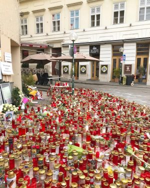 The day after the Vienna's terror attack I had a mandatory medical appointment by my doctor directly...