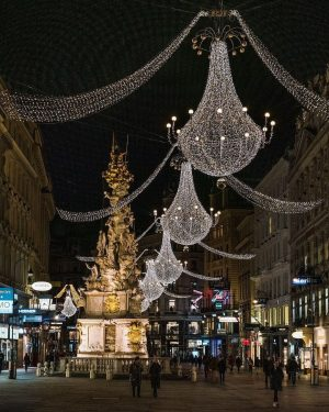 Vienna 😍 #ViennaNow Graben Shopping Street, Vienna, Austria