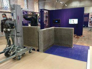 Hinter den Kulissen im #AzW wird fleißig an der neuen Ausstellung #BodenFürAlle gebaut. ...