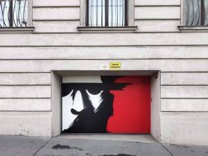 Prinz Eugen-Straße 42, 1040 Artist: @golifgolif www.viennamurals.at Books / Online Map / Blog #withlocation 📍 #mural #murals...