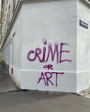 crime or art? doesn't matter cause it's already buffed 😅 // 16 #angschmiert ...