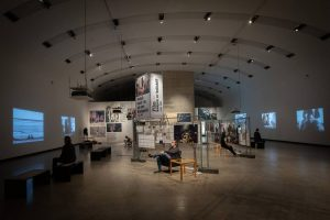 Želimir Žilnik at Kunsthalle Vienna, curated by What, How & for Whom / ...