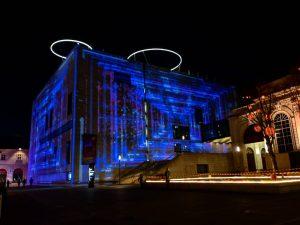 Christmas @ MQ #vienna #wien #museumsquartier #urban MQ – MuseumsQuartier Wien