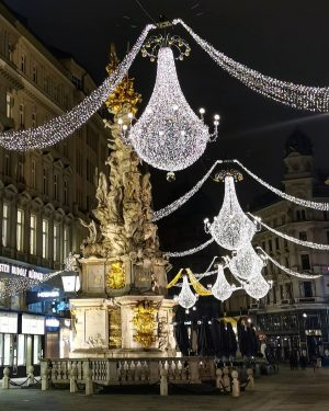 People say that perfection doesn't exist... They clearly haven't been to Graben at Christmas time 🤷♀️ Graben...