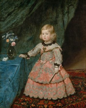 No other member of the Spanish royal family was portrayed as often at a young age as...