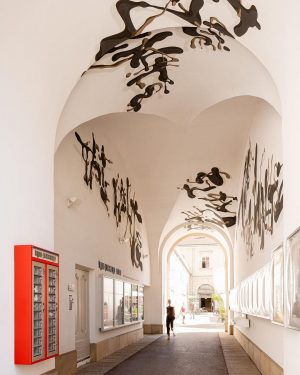 Even if all cultural institutions are closed during #lockdown , our nine Q21 micro museums at @mqwien...