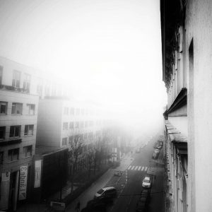 #nebel...unterwegs in Wien. #vienna #viennablogger #wienstagram # #travelerinvienna #colorsofvienna #cityofcolours #wien #austria #österreich #feelaustria #austrianblogger #viennalife #viennaonly...