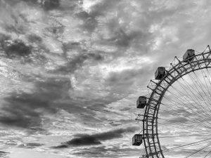 Wiener Prater / Austria . . . #wienerprater #vienna #wien #austria #österreich #bw #blackwhite #bwphoto #blackwhitephoto #bwphotography...