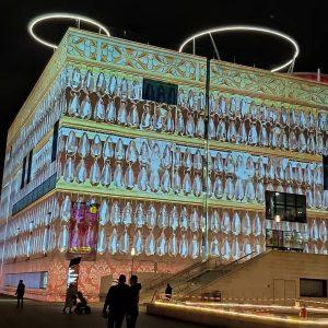 Il Museumquartier è uno dei luoghi che più amo di Vienna! Ed anche oggi, con i musei...