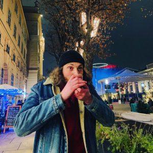 Flagrant délit de Punsch de Noël 🎄 MQ – MuseumsQuartier Wien