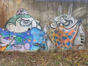 An der schönen blauen Donau, 1220 Artists: @ellasso, @nychos Just found this artwork ...