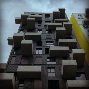 Tetris gone wrong. #uglyvienna #neubau #architecture?
