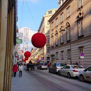 Memories of last year. November 2019 Wien, Rotenturmstraße #throwbackthursday #vienna #wien #city #austria #walk #street #innenstadt #centre...