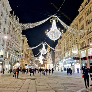 #wien #innerestadt #vienna #street #weihnachtsdeko